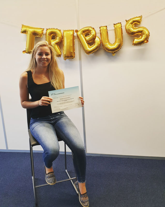 Tribus Financial Services viert een extra diploma als Fiscaal Adviseur op Mallorca!